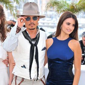 Johnny Depp & Penelope Cruz Open 'Pirates Of The Caribbean' At Cannes Film Festival