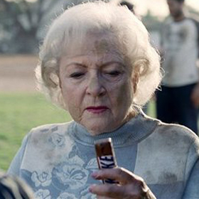 VIDEO: Betty White Kills On 'SNL'
