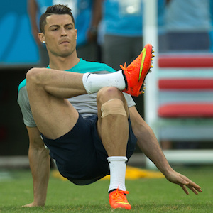 Cristiano Ronaldo Couldn't Lead Portugal Past Germany In World Cup 2014 Debut
