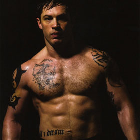 Tom Hardy's Body: How He Transformed His Body For 'The Dark Knight Rises'