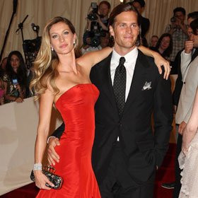 Gisele And Tom Brady Rock The MET