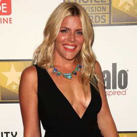 Busy Philipps Names New Daughter Cricket Pearl