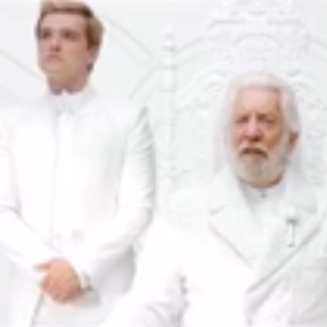 "'The Hunger Games: Mockingjay -"" Part 1' Teaser: President Snow Makes Panem Propaganda Speech"