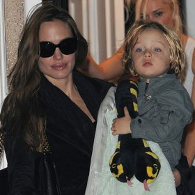 Angelina Jolie Will Debut Daughter Vivienne Jolie-Pitt In New Film, 'Maleficent'