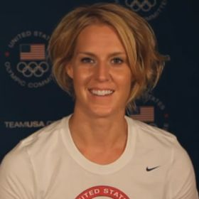 Team USA's Betsey Armstrong Pushes Water Polo Team Through To Finals