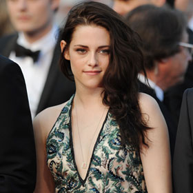 Kristen Stewart Topless In 'On The Road'