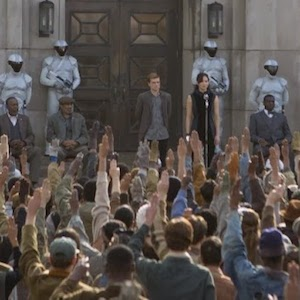 Thai Protesters Use 'Hunger Games' Salute To Show Resistance