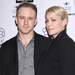 Robin Wright And Ben Foster Engaged
