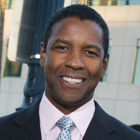 Denzel Washington Gives $1 Mil To Youth Charity