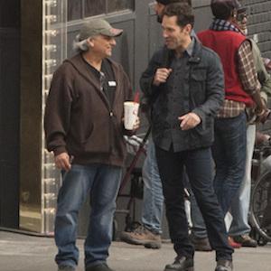 Paul Rudd Films 'Ant-Man' In San Francisco
