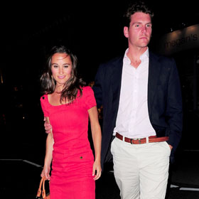 Pippa Middleton Reunites At Wimbledon And Dinner With Boyfriend Alex Loudon