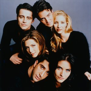 'Friends' Coming To Netflix, All Seasons To Be Available For Streaming