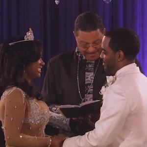 'Kandi's Wedding' Finale: Kandi Burruss Marries Todd Tucker In Lavish Wedding Despite Mama Joyce's Disapproval