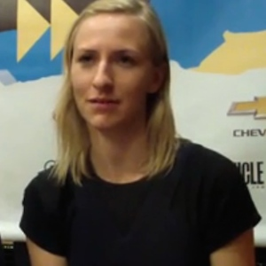Mickey Sumner And Lucy Owen Talk About Their New Film 'The Mend' [EXCLUSIVE VIDEO INTERVIEW]