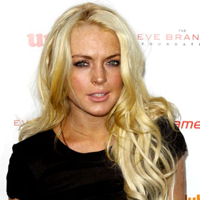 Lindsay Lohan Paid $100K To Attend Brunei Prince's New Year's Bash