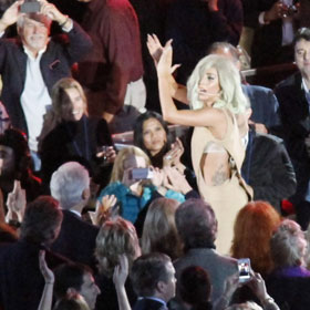 VIDEO: Lady Gaga Performs For Bill Clinton's Birthday