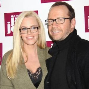 Jenny McCarthy Gets Graphic About Donnie Wahlberg's Penis