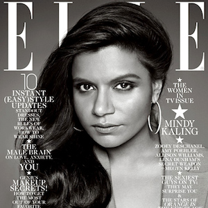 Mindy Kaling's 'Elle'€™ Cover Causes Controversy