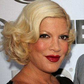 It's A Girl For Tori Spelling