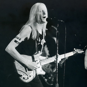 Johnny Winter, Blues Musician, Dies At 70