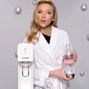 Scarlett Johansson Leaves Oxfam Due To Backlash For SodaStream Partnership