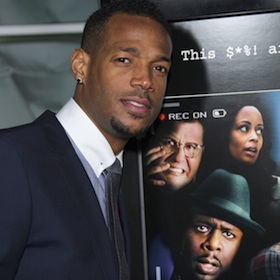 EXCLUSIVE VIDEO: Marlon Wayans On 'Sleepy' Cedric The Entertainer And Getting Naked In 'A Haunted House'