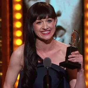 Lena Hall Wins Tony Award
