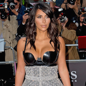 Kim Kardashian Covers Britain's 'GQ' In The Nude, Picks Up Magazine's Woman Of The Year Award