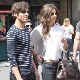 One Direction's Louis Tomlinson And Girlfriend Eleanor Calder Celebrate One-Year Anniversary