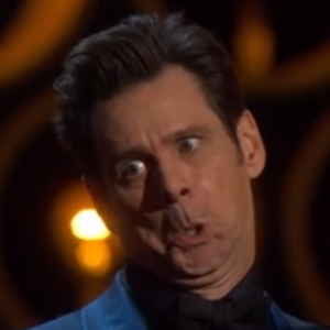 Jim Carrey Takes A Crack At Bruce Dern While Presenting At The Oscars