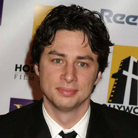 Zack Braff Hacker Posts Fake Gay Confession On Website