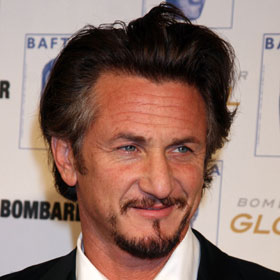 PHOTO: Sean Penn Goes Goth For 'This Must be The Place'