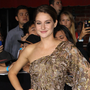 Shailene Woodley's Worldly Possessions Fit In Carry-On Suitcase