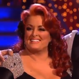 'Dancing With The Stars' Recap: Wynonna Judd Is Out