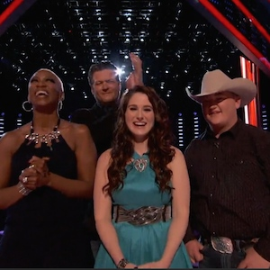 'The Voice' Recap: Blake Shelton Picks His Top 3