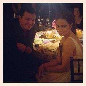 PHOTOS: 'Game Of Thrones' Emilia Clarke Dates Seth MacFarlane