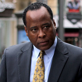Conrad Murray Sentenced To Four Years In Jail