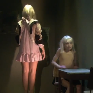 Sia Performs 'Chandelier' On 'Ellen DeGeneres,' Lets Maddie Ziegler Take The Spotlight