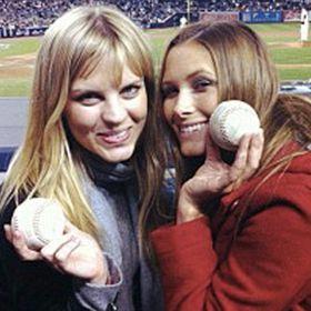 VIDEO: Bikini Model Kyna Treacy Flirts With A-Rod At Yankees Game, Yankees Lose