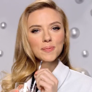Scarlett Johansson's SodaStream Commercial Gets Censored For Super Bowl Broadcast