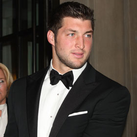 SPLIT: New York Jets QB Tim Tebow And Camilla Belle