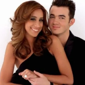 Kevin Jonas And Danielle Jonas Announce They Are Expecting A Baby Girl