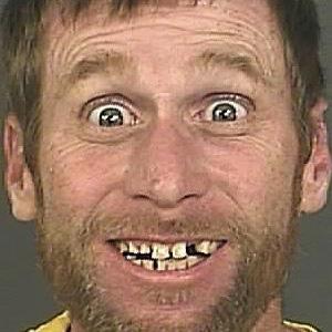 Bank Robbery Suspect Michael Whitington Has The Happiest Mug Shot Ever