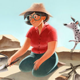 Mary Leakey, British Archaeologist, Honored With Google Doodle