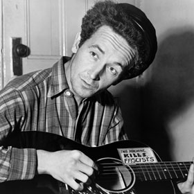 Downtown Tulsa Center To Showcase Woody Guthrie Collection