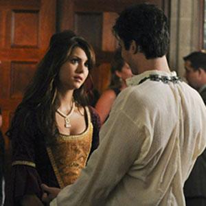'The Vampire Diaries' Recap: Nadia Is Katherine's Daughter, Caroline And Tyler Break Up