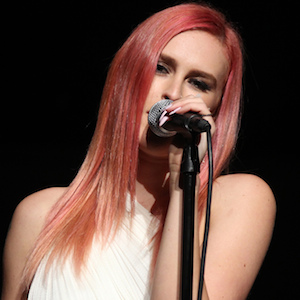 Rumer Willis Sings At Trevor Project Event