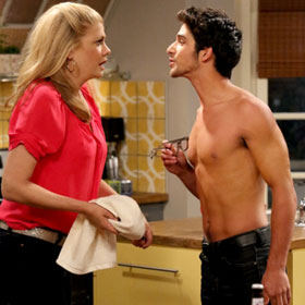 Tyler Posey To Guest Star Shirtless on 'The Exes'