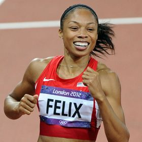 America's Allyson Felix Finally Wins Gold In 200-Meter Event