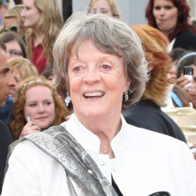 Downton Abbey's Maggie Smith Suffers Health Scare